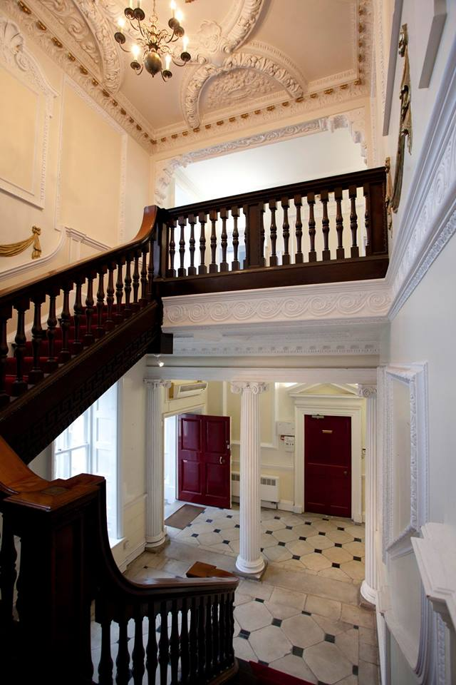 Princes House foyer