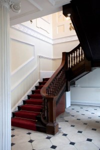Beautiful staircaes in Princes House